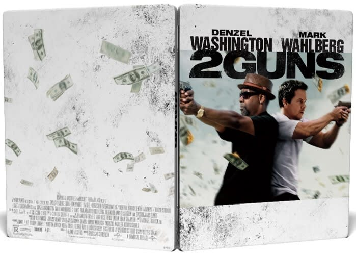 2 Guns (Limited Edition Steelbook) [Blu-ray]