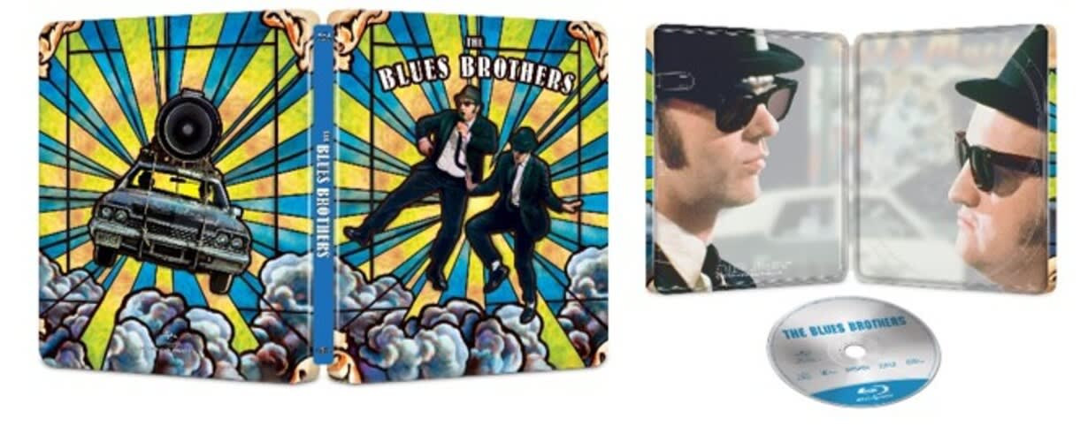 The Blues Brothers (Steelbook) [Blu-ray]