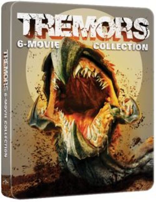 Tremors: The Complete Collection (Steelbook) [Blu-ray]