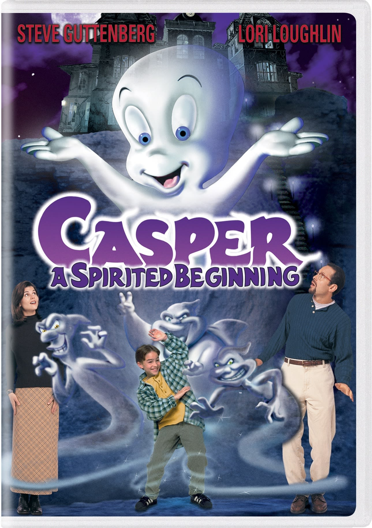 Casper - A Spirited Beginning [DVD]