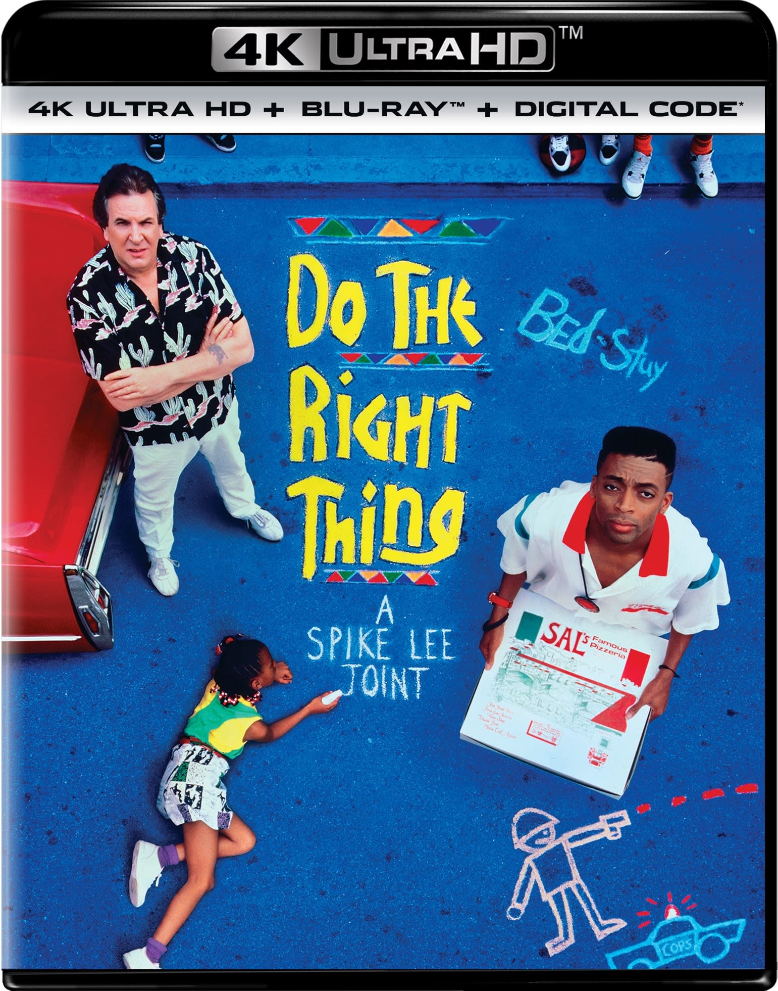 Do the Right Thing (4K Ultra HD + Blu-ray) [UHD]