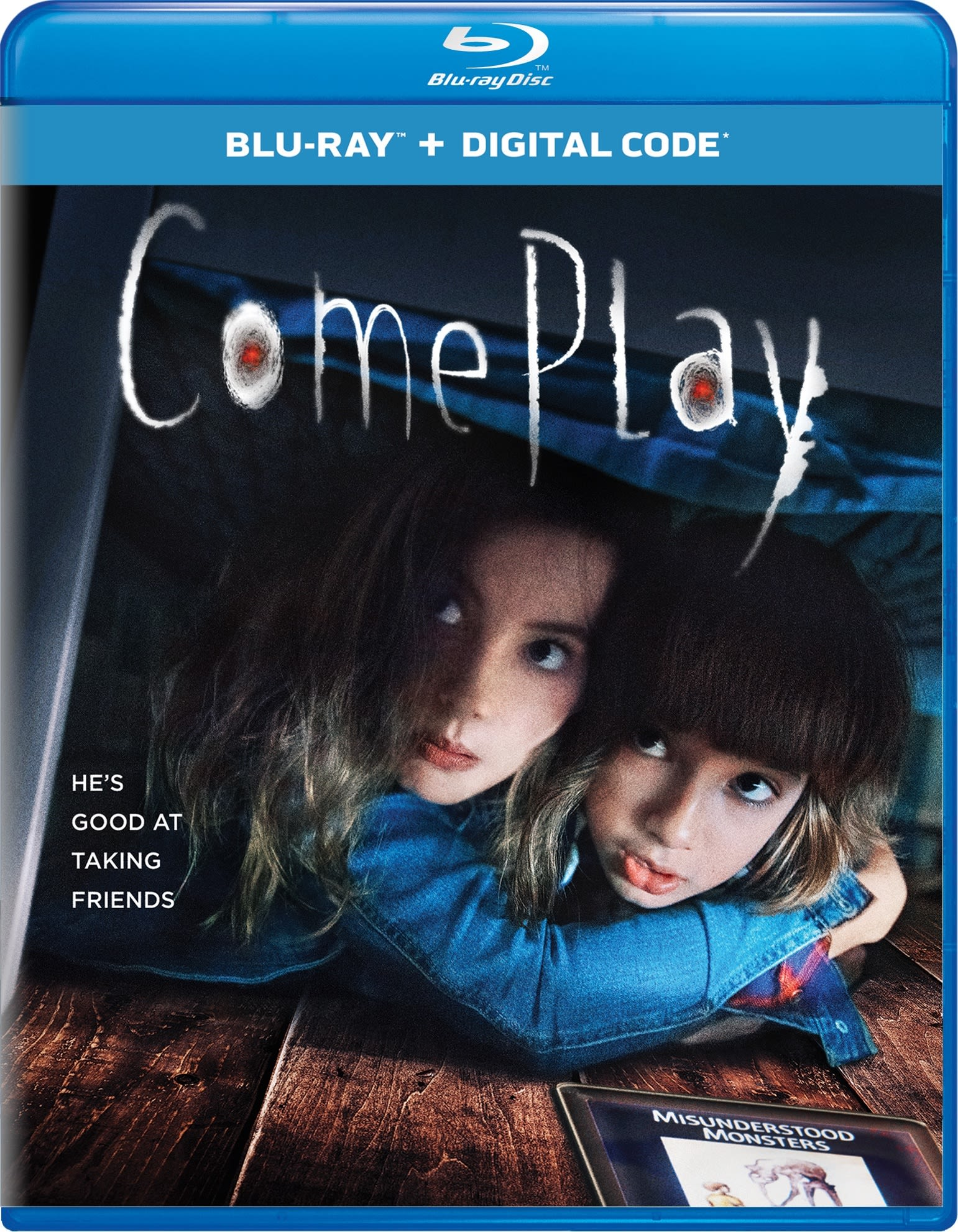 Come Play [Blu-ray]