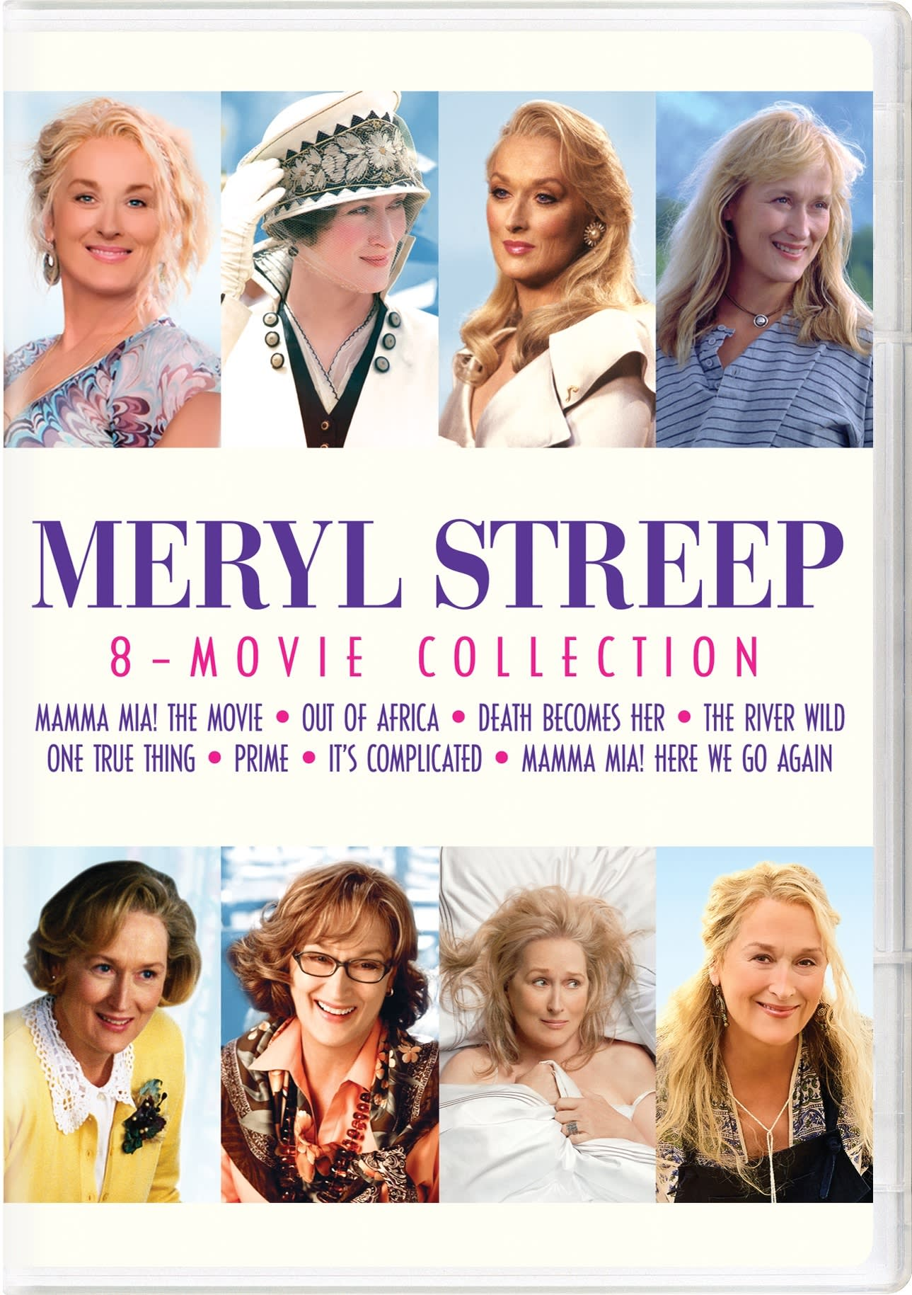 Meryl Streep 8-Movie Collection [DVD]