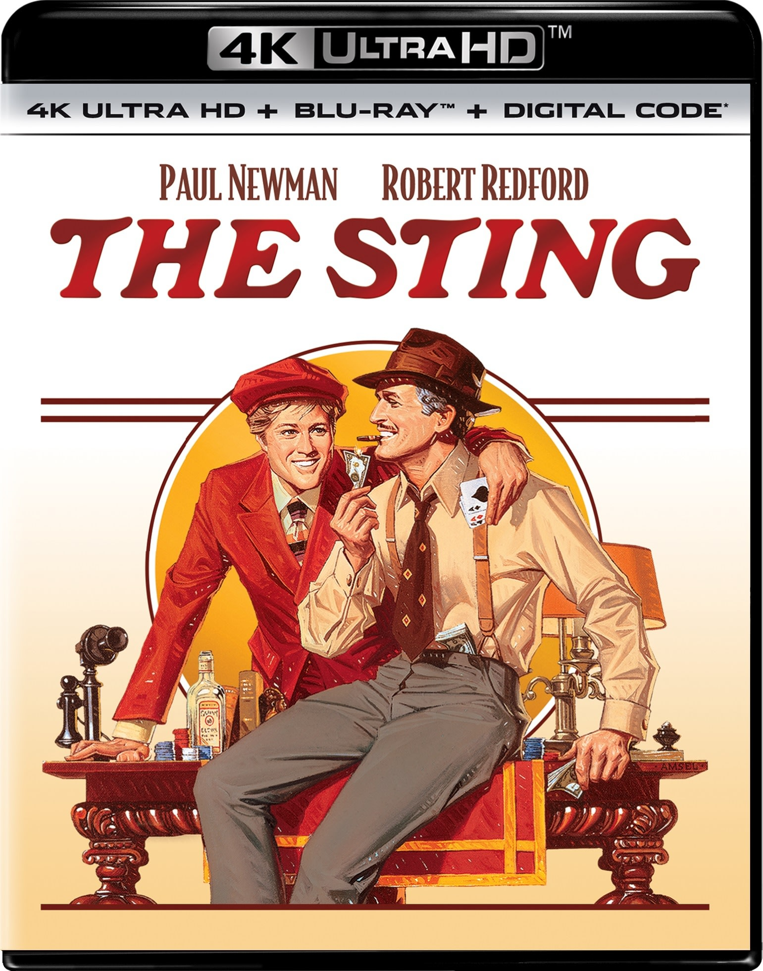 The Sting (4K Ultra HD + Blu-ray) [UHD]