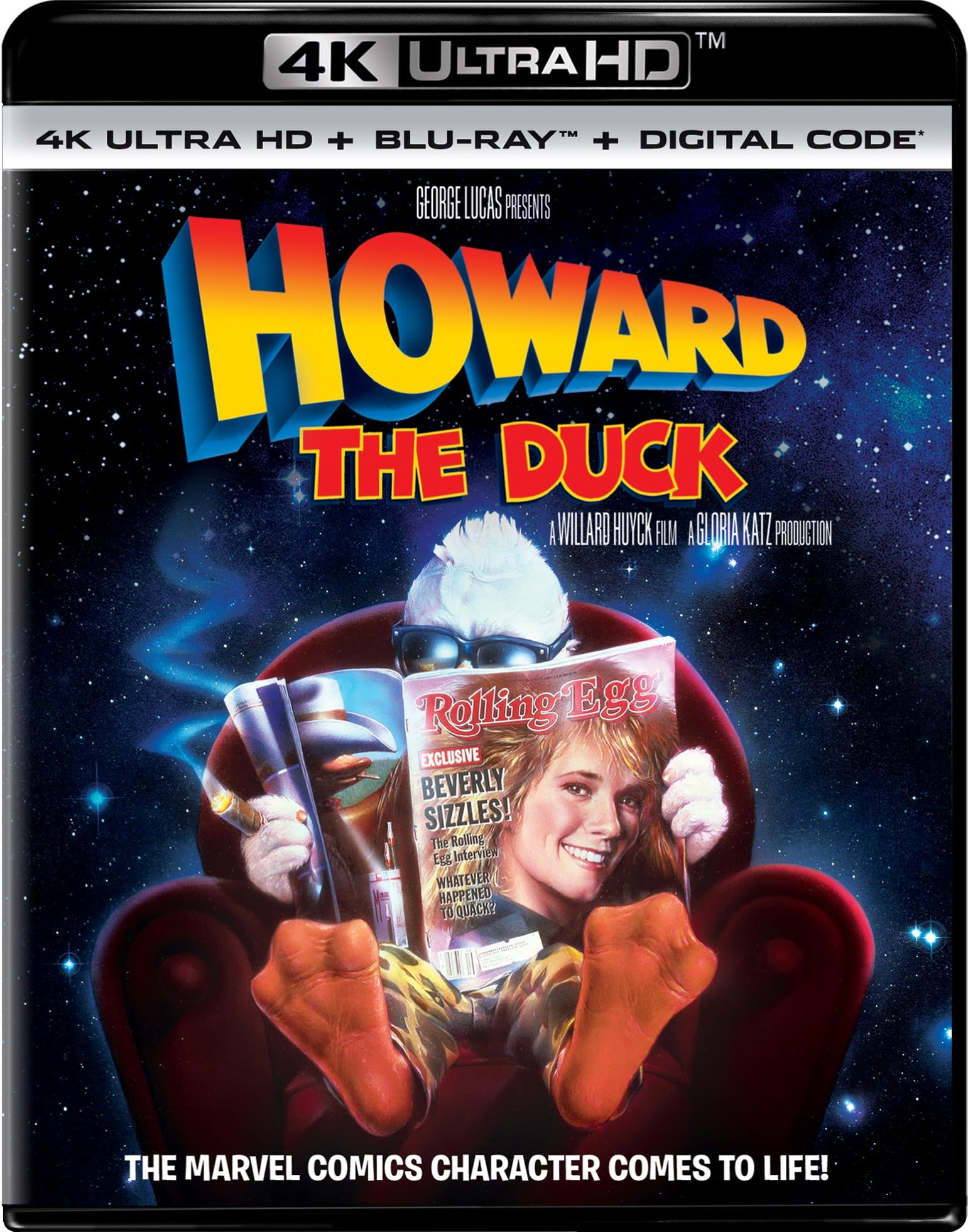 Howard the Duck (4K Ultra HD + Blu-ray) [UHD]
