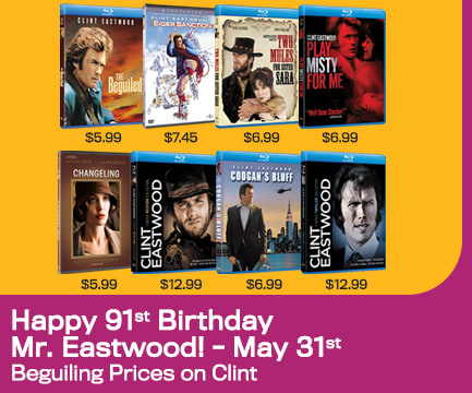 423x360 Clint Eastwood - Beguiling Prices on Clint