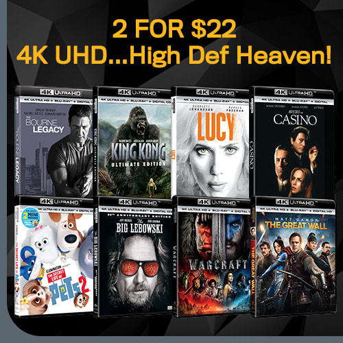 500x500 2 4K HD For $22