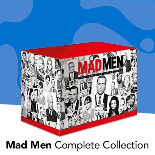 Mad Men Complete