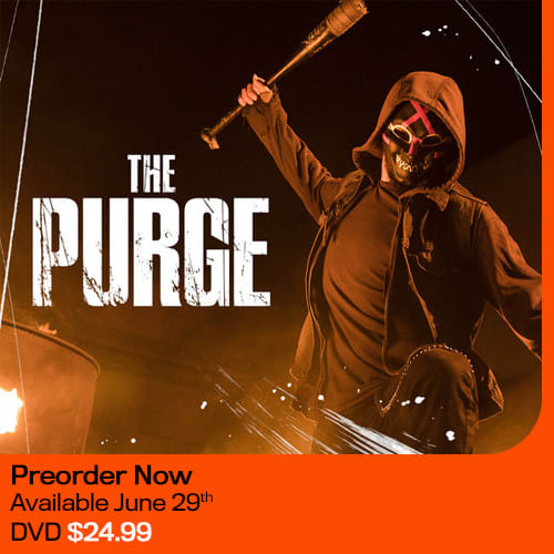 500x500 The Purge Complete Collection