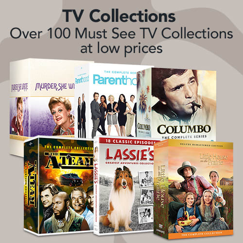 Over 100 TV Collections