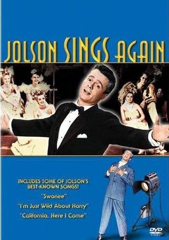 Jolson Sings Again [DVD]