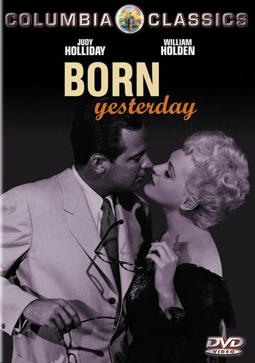 Born Yesterday (1950) [DVD]