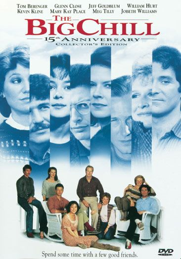 The Big Chill (1983) [DVD]