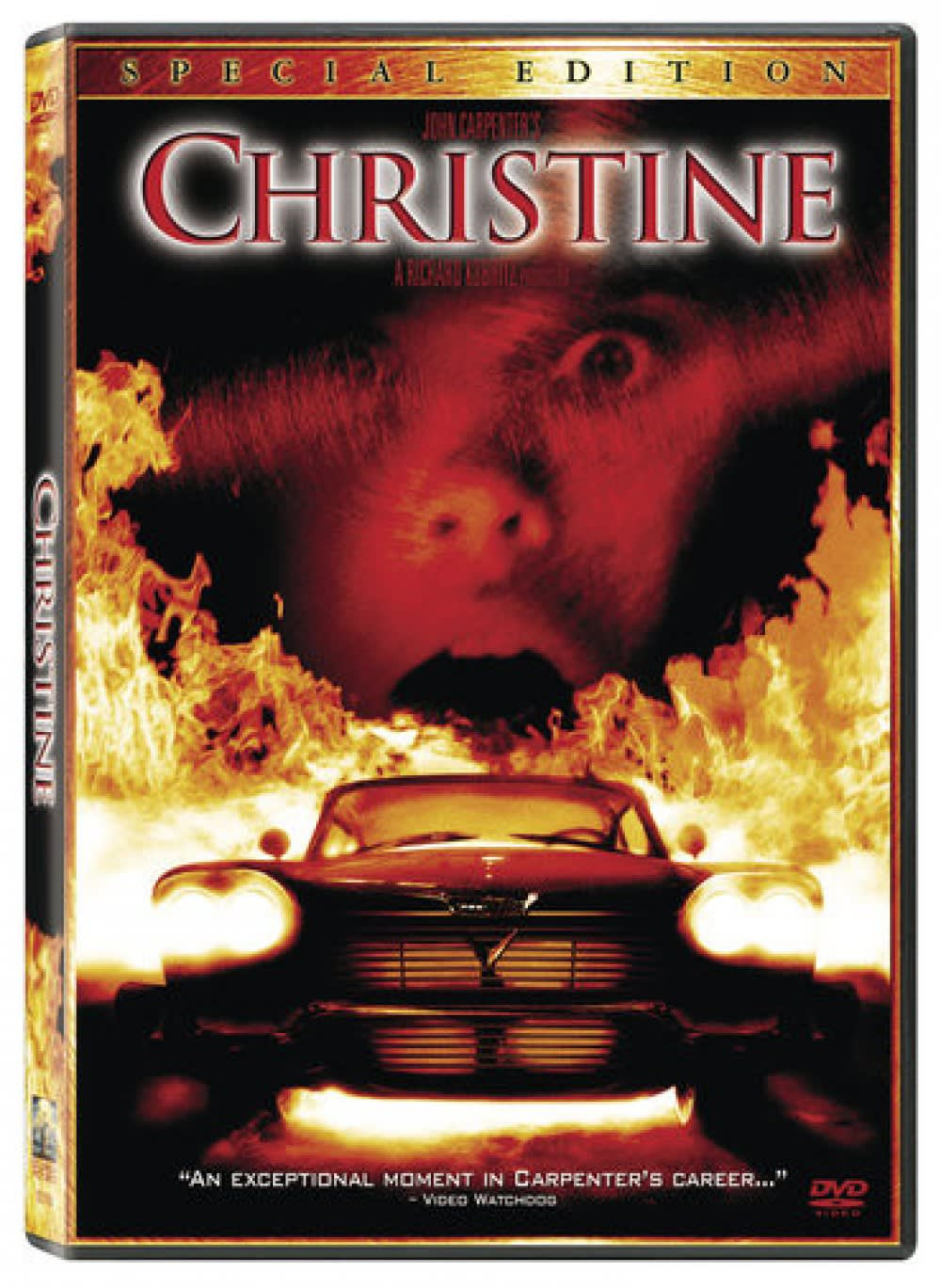 Christine (Special Edition) [DVD]