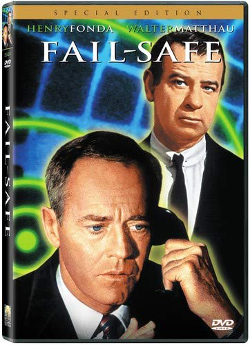 Fail Safe (1964) [DVD]