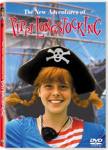 The New Adventures of Pippi Longstocking [DVD]