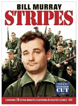 Stripes (Extended Cut) [DVD]