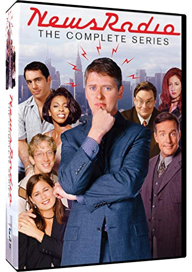 NewsRadio  Complete Series [DVD]