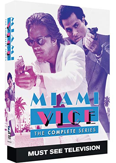 Miami Vice  The Complete Series [DVD]