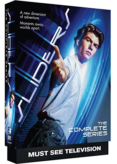 Sliders  The Complete Series [DVD]