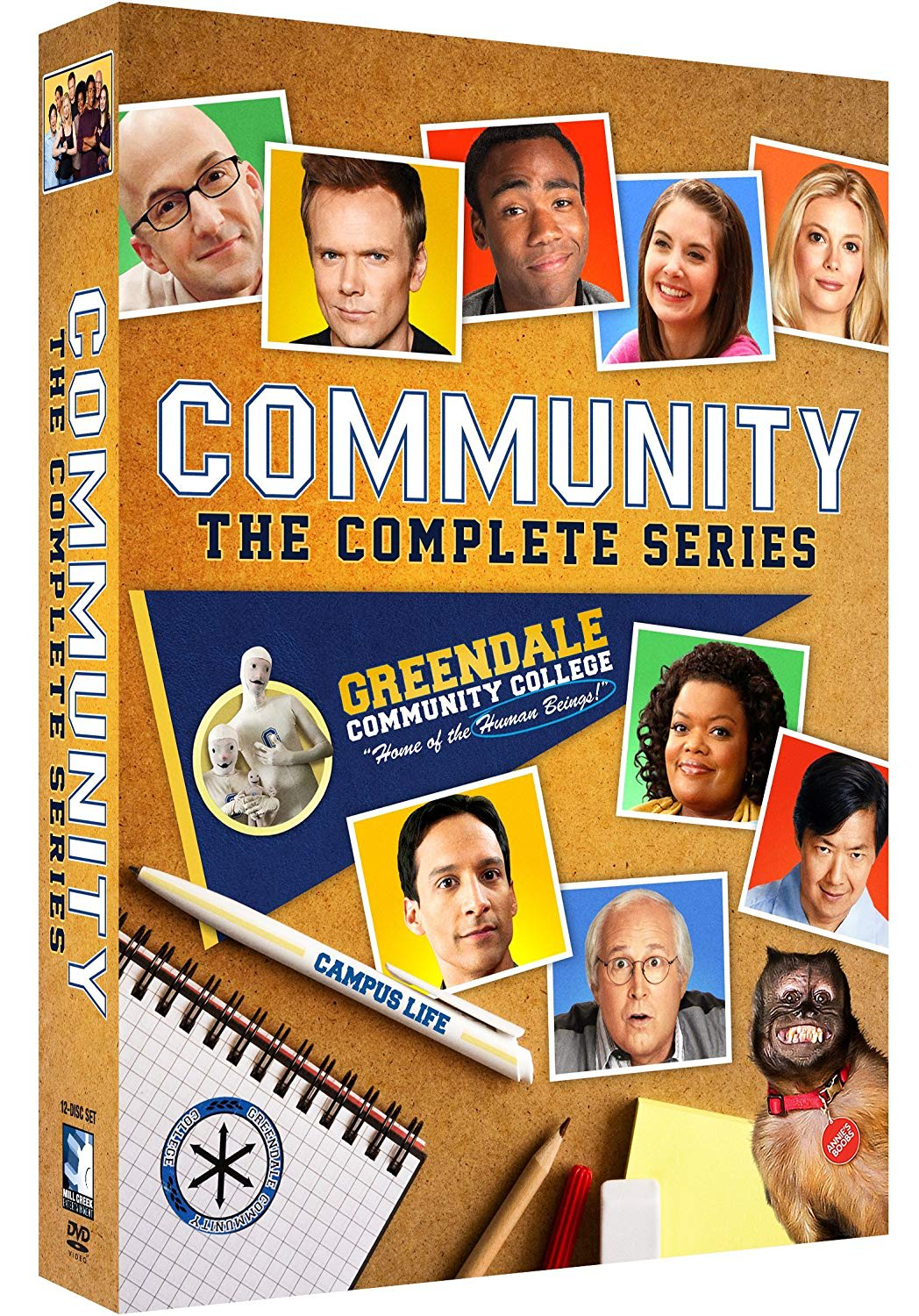 Community Complete [DVD]