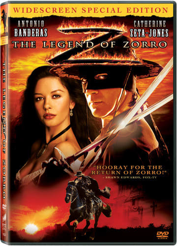 The Legend of Zorro [DVD]
