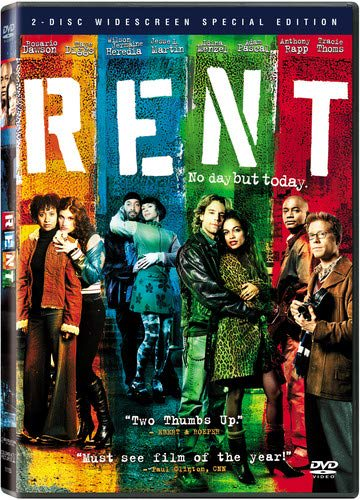 Rent (Widescreen Special Edition) [DVD]