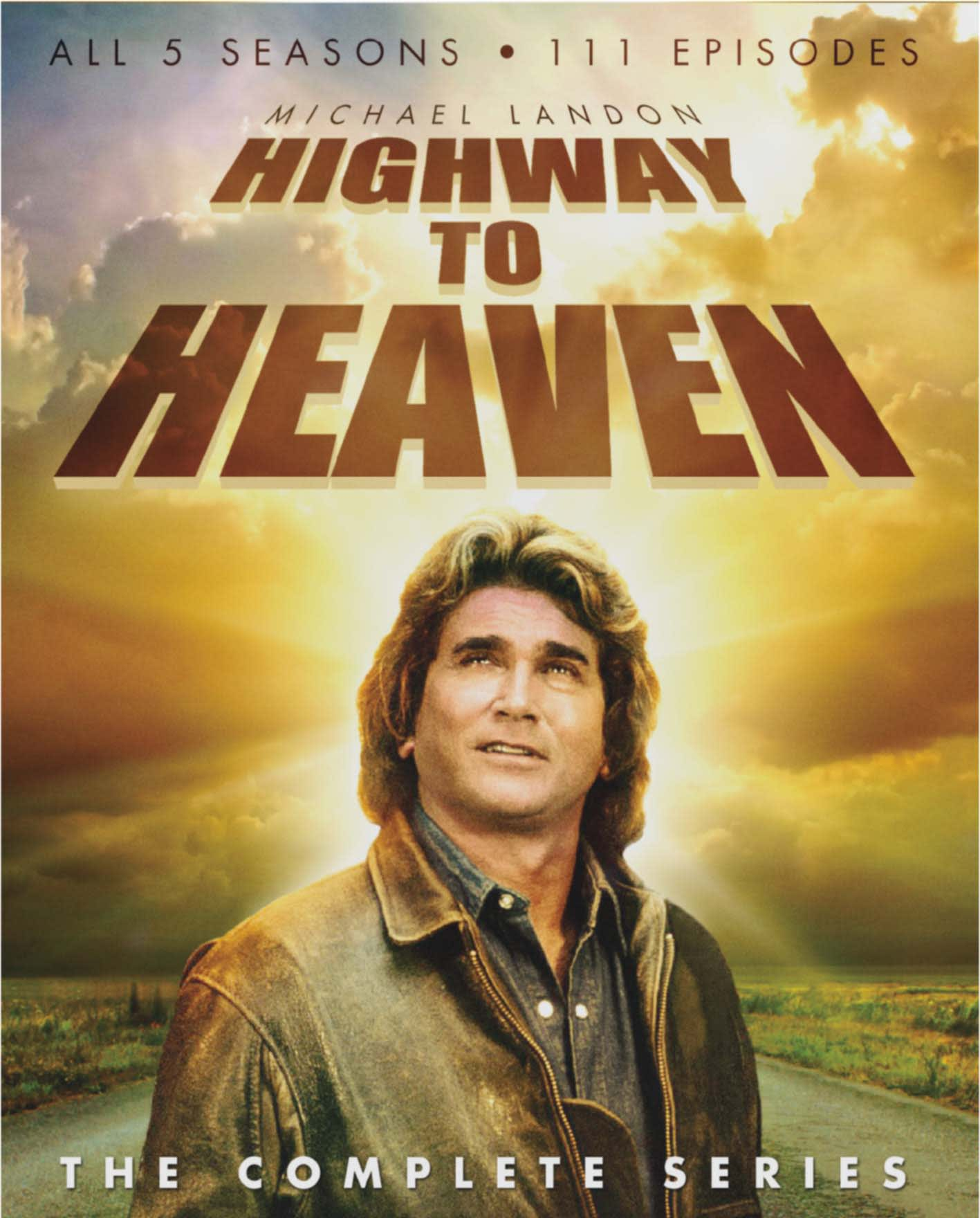 Highway to Heaven - Complete Series  [DVD]