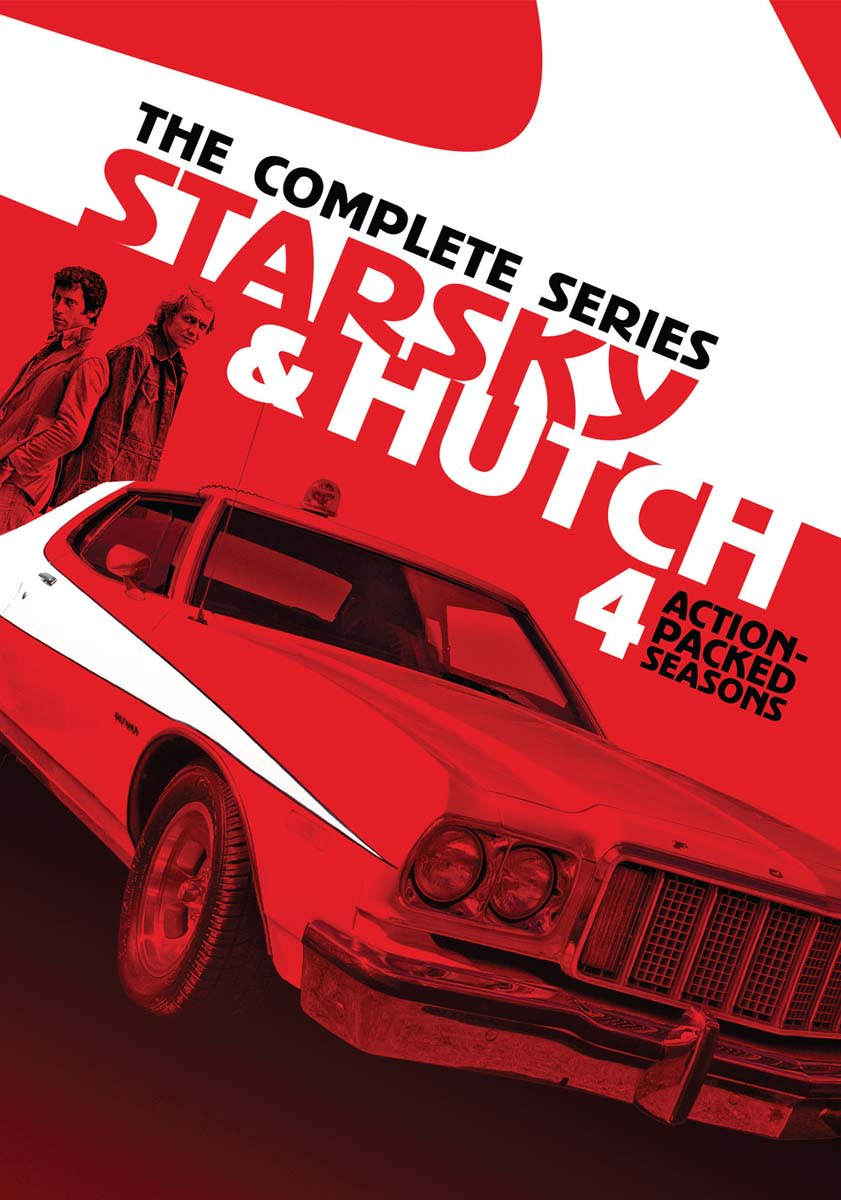 Starsky & Hutch – Complete Series [DVD]