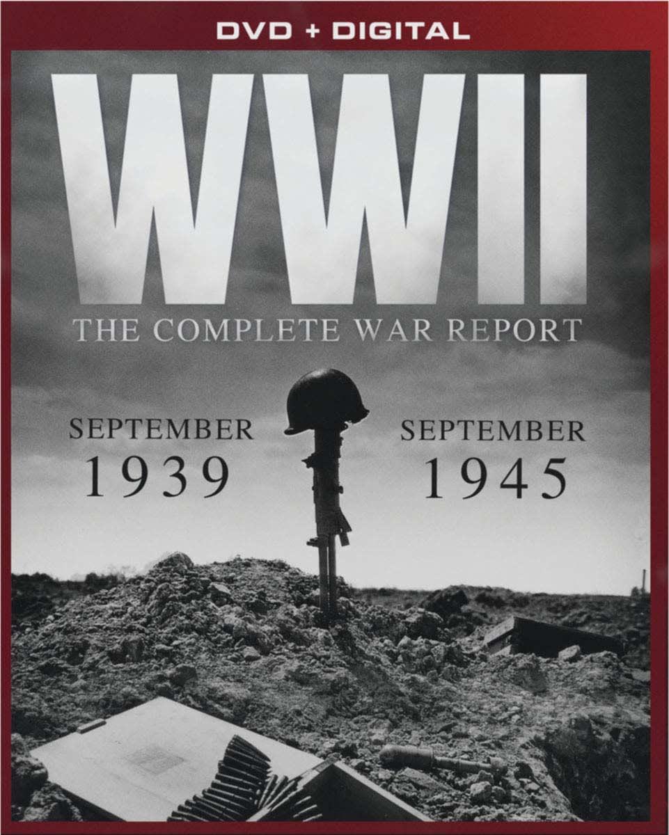 World War 2 Diaries - The Complete War Report + Digital [DVD]