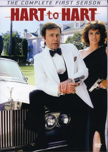 Hart to Hart: The Complete First Season [DVD]