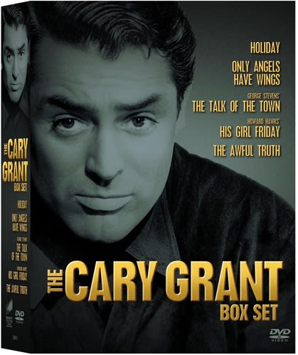 The Cary Grant Box Set [DVD]