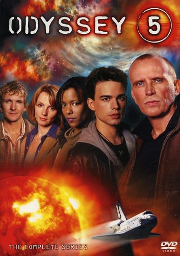 Odyssey 5: Complete Series [DVD]