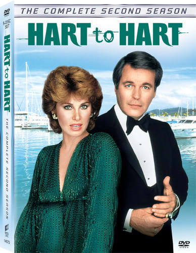 Hart to Hart: The Complete Second Season [DVD]