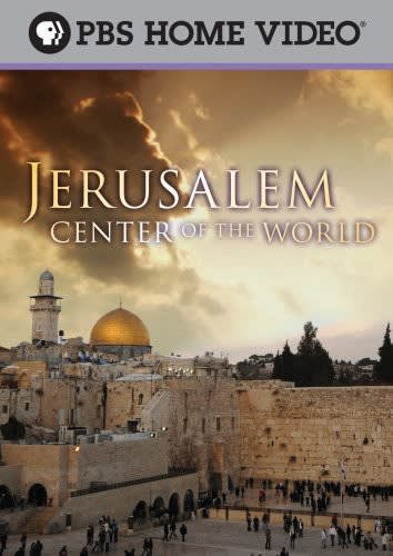 Jerusalem: Center of the World [DVD]
