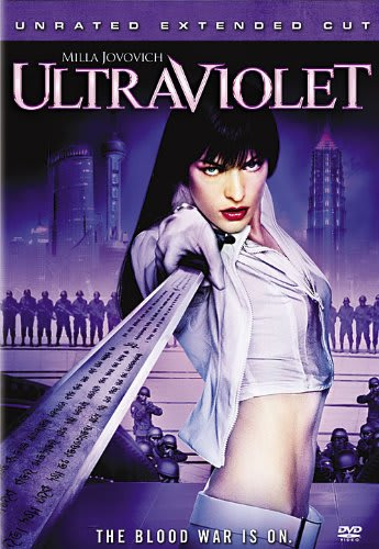 Ultraviolet (Unrated Extended Cut) [DVD]