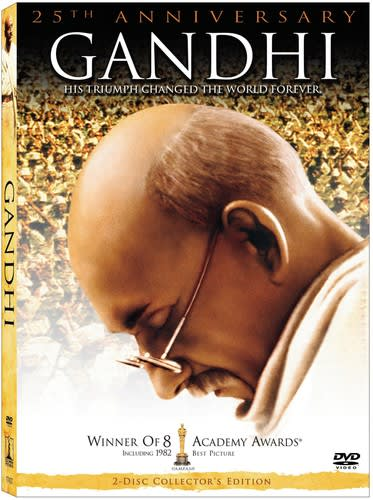 Gandhi (25th Anniversary Collector's Edition) [DVD]