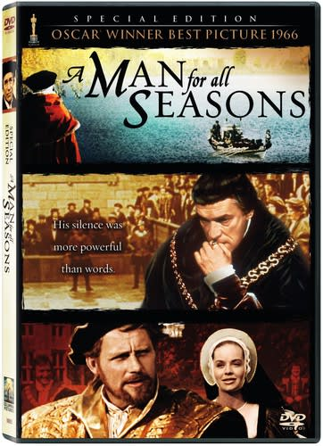 A Man for All Seasons [DVD]