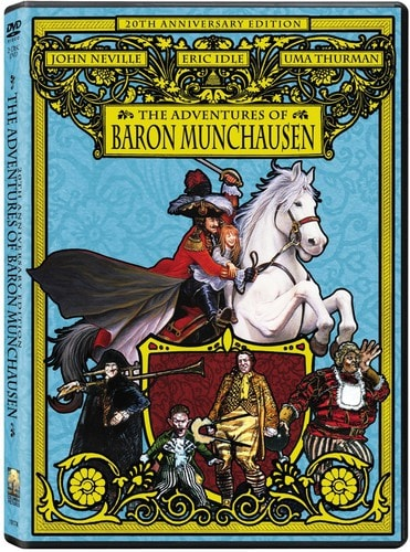 The Adventures of Baron Munchausen (20th Anniversary Edition) [DVD]