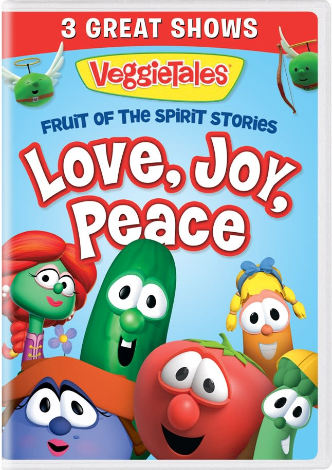 VeggieTales: Fruits of the Spirit Stories - Volume 1 [DVD]