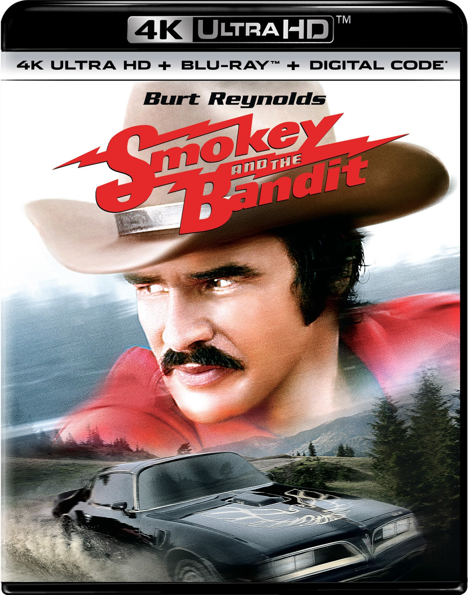 Smokey and the Bandit (4K Ultra HD + Blu-ray) [UHD]