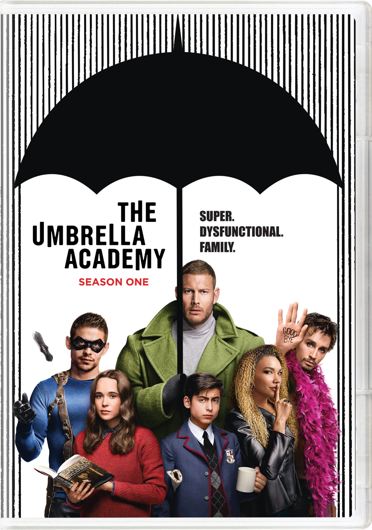The Umbrella Academy: Season One [DVD]