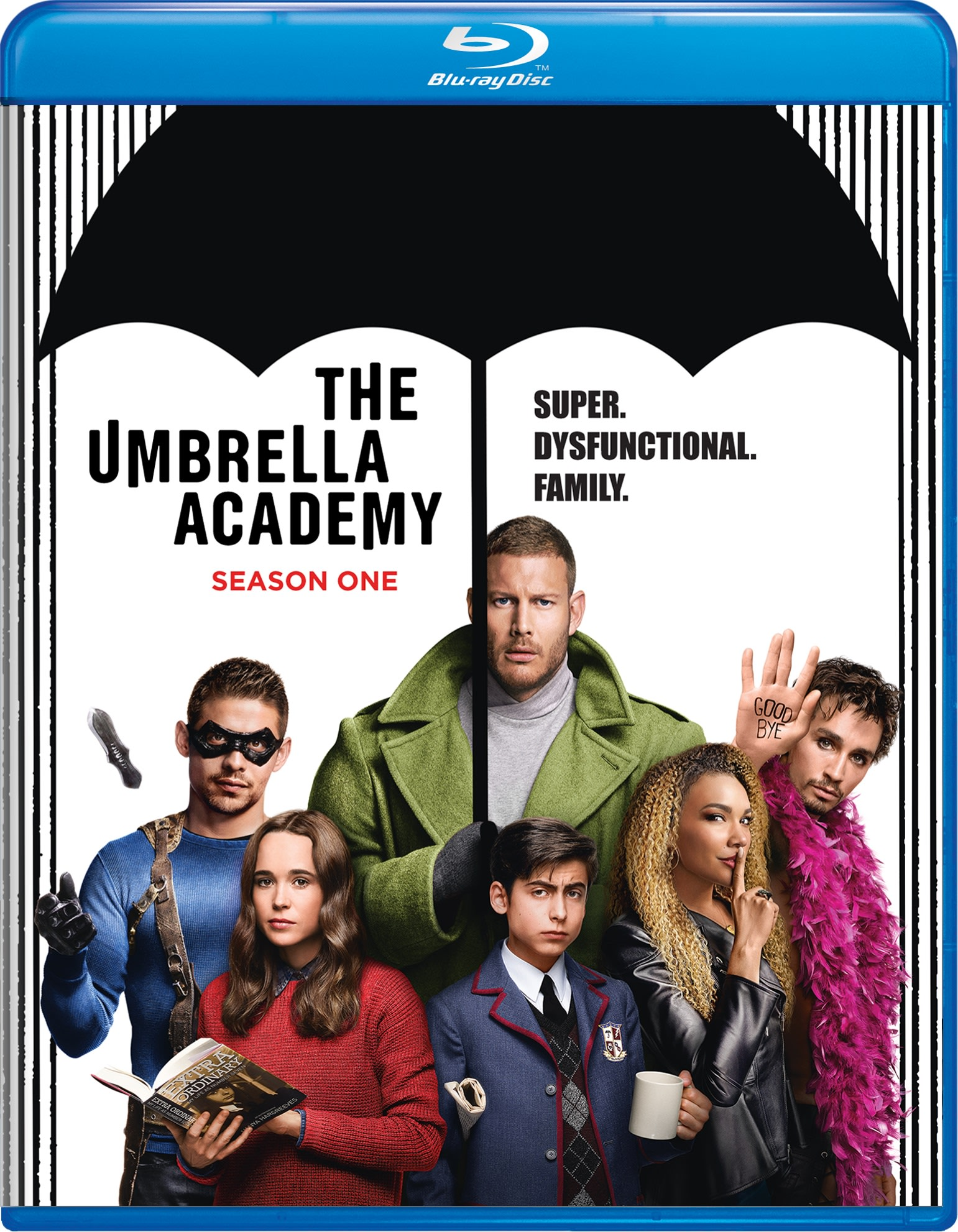 The Umbrella Academy: Season One [Blu-ray]