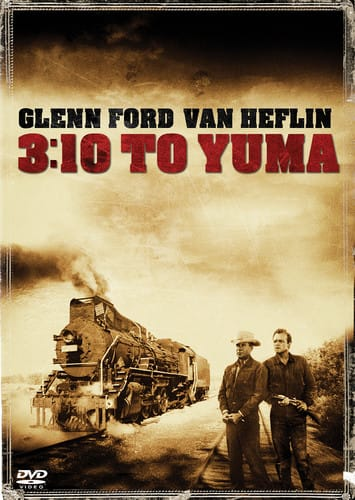 3:10 to Yuma (1957) [DVD]
