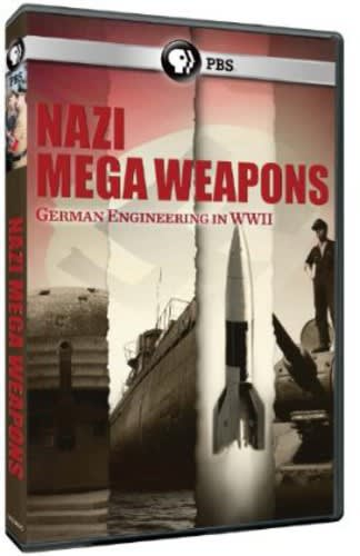 Nazi Mega Weapons: Season One [DVD]