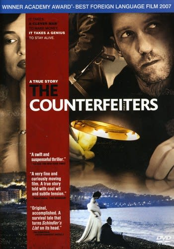 The Counterfeiters [DVD]