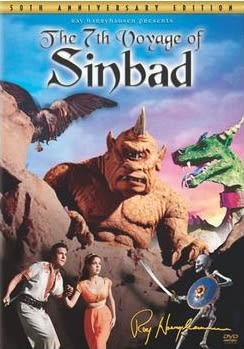 The 7th Voyage of Sinbad (50th Anniversary Edition) [DVD]