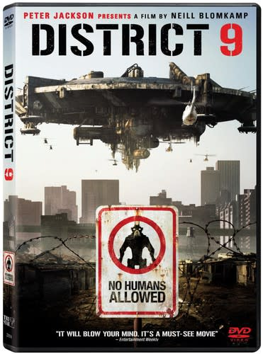 District 9 [DVD]