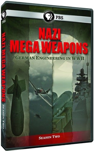 Nazi Mega Weapons - Season Two [DVD]