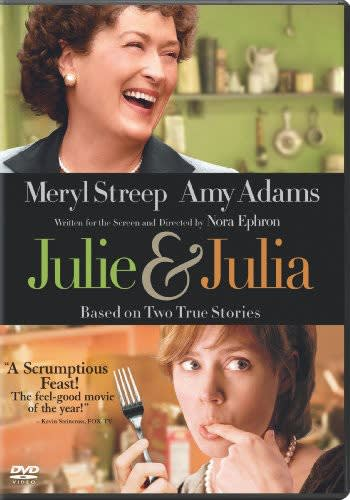 Julie and Julia [DVD]